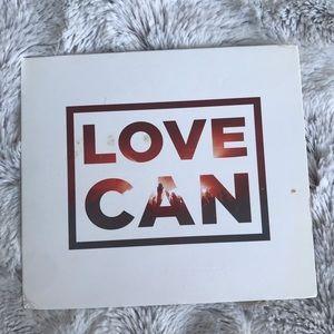 Love Can CD 🎼